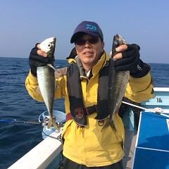 3月26日(月)午前・午後便・アジ釣りの写真その9
