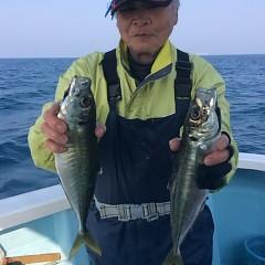 3月26日(月)午前・午後便・アジ釣りの写真その10