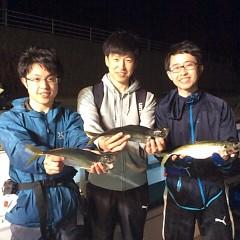 3月28日(水)午前・午後便・アジ釣りの写真その1