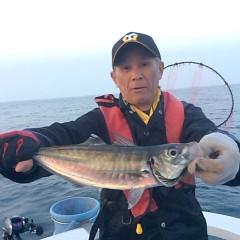 3月29日(木)  午後便・アジ釣りの写真その1