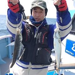 3月31日(日)  午前便・アジ釣りの写真その3