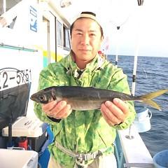3月31日(日)  午後便・アジ釣りの写真その3