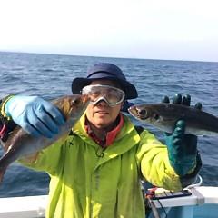 4月9日(月)  10時出船・アジ釣りの写真その3