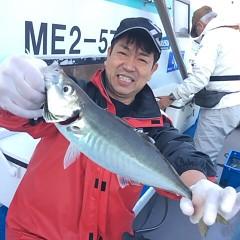 4月10日(火)  午前便・フグ釣り・午後便・アジ釣りの写真その4