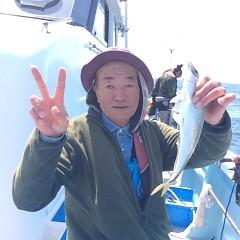 4月20日(金)  午前便・アジ釣りの写真その2
