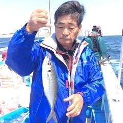 4月20日(金)  午前便・アジ釣りの写真その3