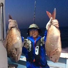 4月21日(土)  午後便・ウタセ真鯛の写真その1
