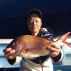 4月 27日(金) アジ釣り・ウタセ真鯛の写真その5
