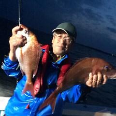 4月 27日(金) アジ釣り・ウタセ真鯛の写真その6