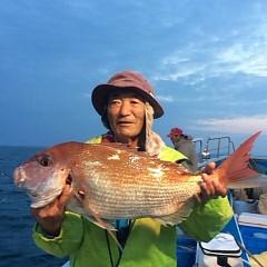 5月1日(火)午後便・ウタセ真鯛の写真その2