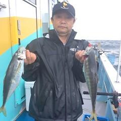 5月3日(木)午前便・アジ釣りの写真その3