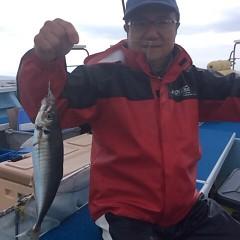 5月3日(木)午前便・アジ釣りの写真その5