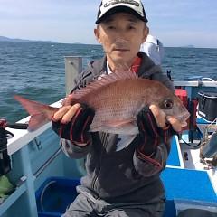 5月12日(土)午後便・ウタセマダイ釣りの写真その1