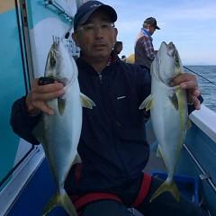 5月12日(土)午後便・ウタセマダイ釣りの写真その3