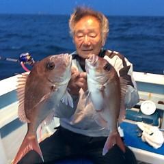 5月12日(土)午後便・ウタセマダイ釣りの写真その6