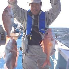 5月14日(月)午後便・ウタセ真鯛の写真その1