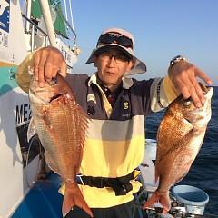 5月14日(月)午後便・ウタセ真鯛の写真その2