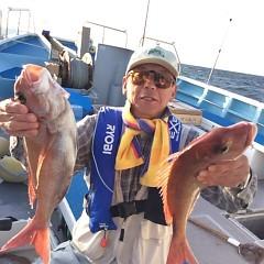 5月14日(月)午後便・ウタセ真鯛の写真その3