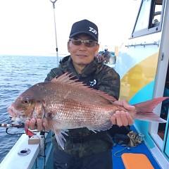 5月15日(火)午後便・ウタセ真鯛の写真その1