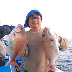 5月15日(火)午後便・ウタセ真鯛の写真その4