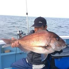 5月16日(水)午前便・アジ釣り・午後便・ウタセ釣りの写真その5