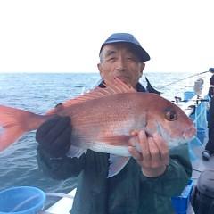 5月16日(水)午前便・アジ釣り・午後便・ウタセ釣りの写真その6