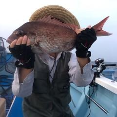 5月18日(金)午前便・アジ釣り・午後便・ウタセ真鯛の写真その8