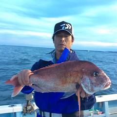 5月20日(日)午後便・ウタセマダイ釣りの写真その1