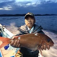 5月20日(日)午後便・ウタセマダイ釣りの写真その3