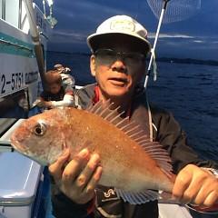 5月20日(日)午後便・ウタセマダイ釣りの写真その4