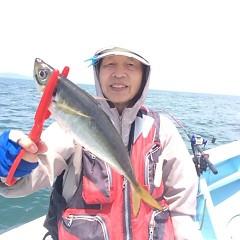 5月21日(月)午前便・アジ釣りの写真その3