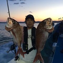 5月21日(月)午後便・ウタセ真鯛の写真その1