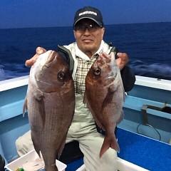 5月21日(月)午後便・ウタセ真鯛の写真その4