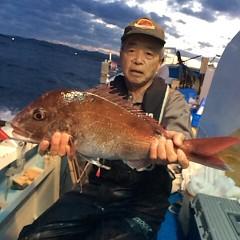 5月22日(火)午前便・アジ釣り・午後便・ウタセ釣りの写真その8