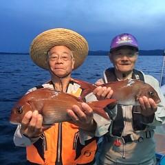 5月25日(金)午前便・アジ釣り午後便・ウタセ真鯛の写真その7