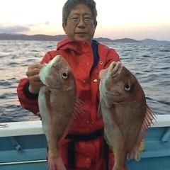 5月26日(土)午後便・ウタセ真鯛の写真その2