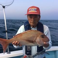 5月26日(土)午後便・ウタセ真鯛の写真その3