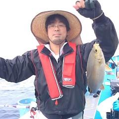 5月31日(木)午前便・イサキ釣りの写真その1