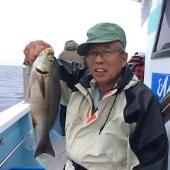 5月31日(木)午前便・イサキ釣りの写真その2