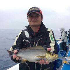 5月31日(木)午後便・イサキ釣りの写真その3
