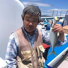 6月12日(火)午前・午後便・イサキ釣りの写真その2