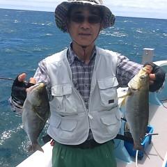 6月12日(火)午前・午後便・イサキ釣りの写真その4