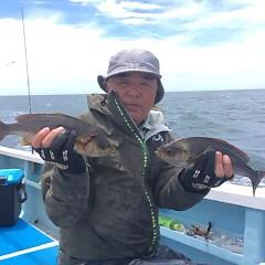 6月13日(水)午前便・イサキ釣りの写真その2