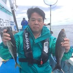 6月16日(土)午前・午後便・イサキ釣りの写真その2