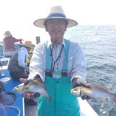 6月16日(土)午前・午後便・イサキ釣りの写真その7