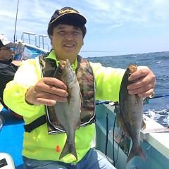 6月17日(日)午前便・イサキ釣りの写真その1