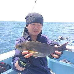 6月17日(日)午前便・イサキ釣りの写真その3