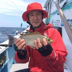 6月17日(日)午前便・イサキ釣りの写真その5