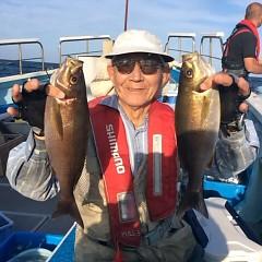 6月17日(日)午後便・イサキ釣りの写真その2