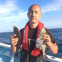 6月17日(日)午後便・イサキ釣りの写真その4